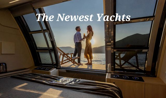 The 2021 New Yacht Buyer's Guide