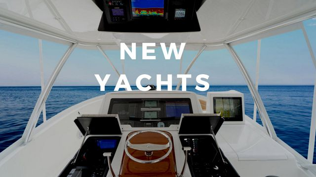 End Of Model Year 2020 New Yacht Opportunities