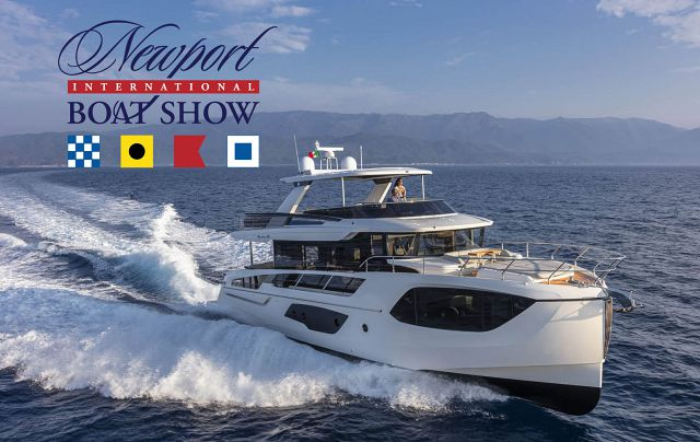 Newport International Boat Show 2021