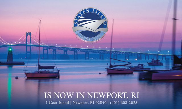 SI Yachts Opens New Yacht Sales And Brokerage Office In Newport, Rhode Island