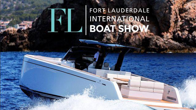 Pardo Yachts At FLIBS 2021