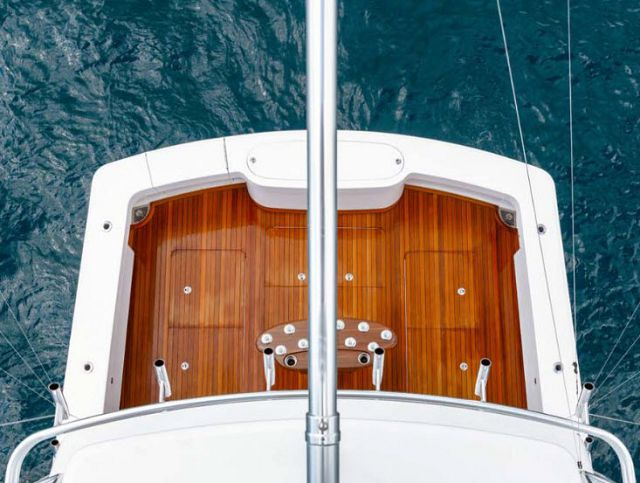 PMY Magazine Boat Test Review Of 58C