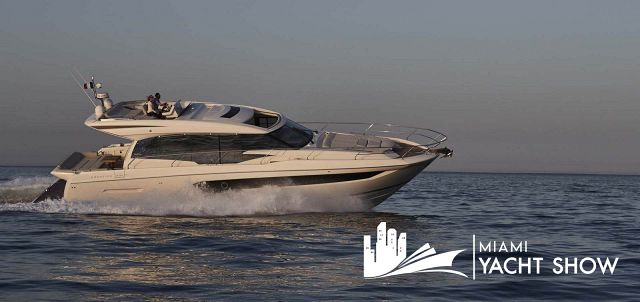 Miami Yacht Show Feature: Prestige Yachts