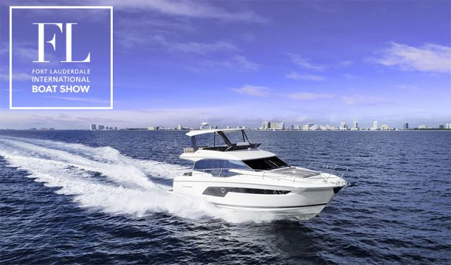 New Prestige Yachts At 2019 Fort Lauderdale Boat Show