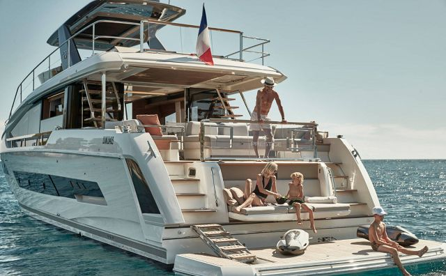Introducing The Prestige X70 Luxury Motor Yacht