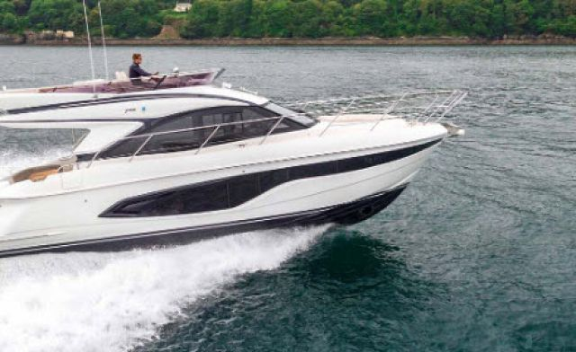 A Video Review Of The F45 By Motor Boat & Yachting