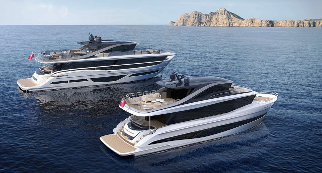 Princess Announces New X80 Super Flybridge