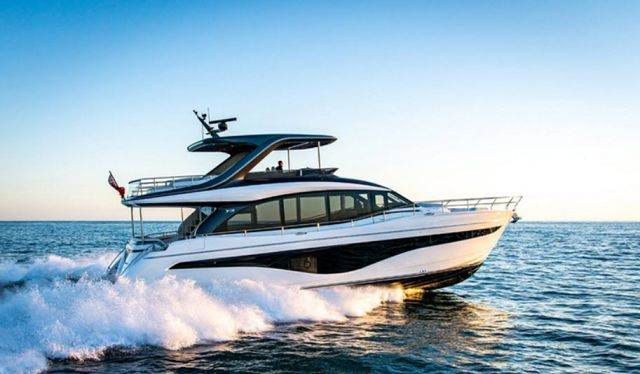 Princess Yachts Y72 Review: Subtle Details And Setting Trends