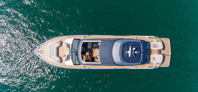 Princess Yachts Available For Spring Delivery