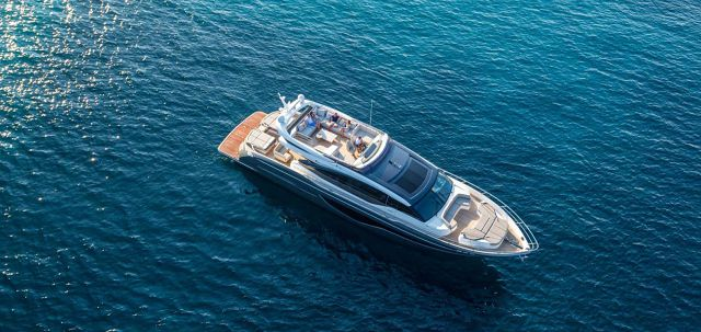 Record Year For New Princess Yachts, Brokerage Market Also Strong