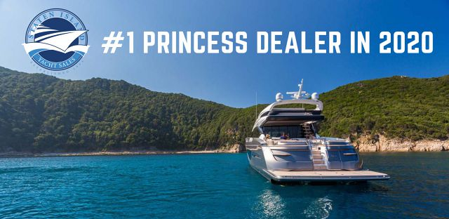 SI Yachts Named Top Princess Dealer For 2020