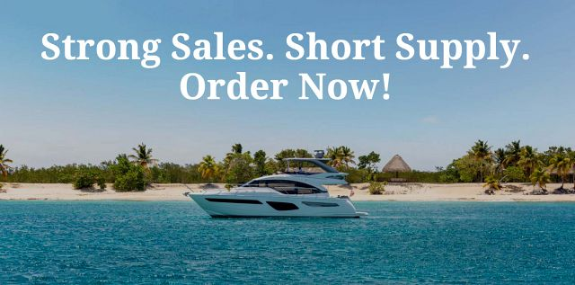 Buying A New Boat In The Spring? Order Now.