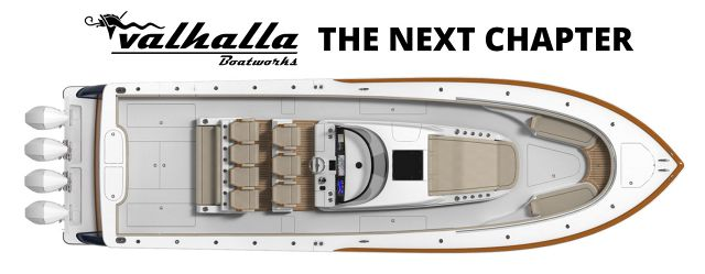 Viking Announces The New Valhalla V-46
