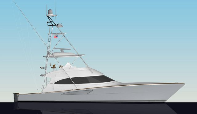 Viking Yachts Announces New 64 Convertible To Debut This Fall