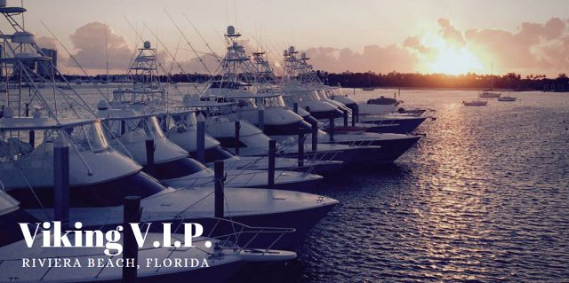 Viking VIP Preview In Riviera Beach, Florida