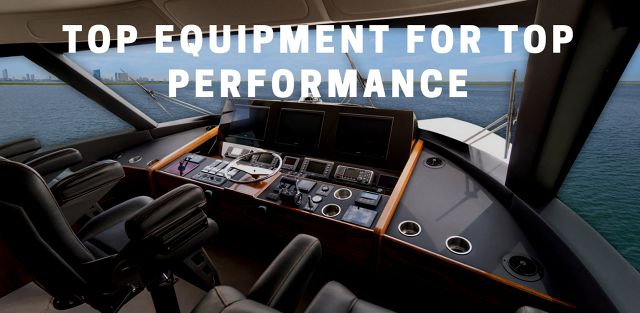 The Value Is In The Details With Viking Yachts