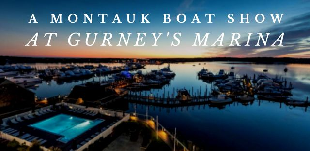 It's A Montauk Boat Show At Gurney's Marina Every Weekend