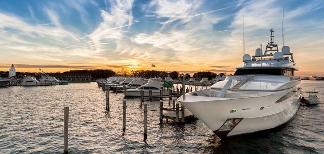 Yachts To Tour This Weekend In Montauk At Gurney's Star Island Marina