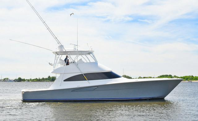 boats for sale between 50 and 60 feet
