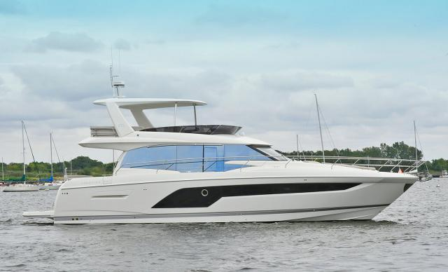 boats for sale between 55 and 60 feet