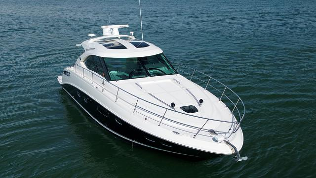 used boat for sale under $400k