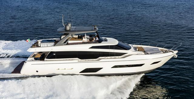 Search For Your Next Used Yacht By Boat Brand | SI Yachts
