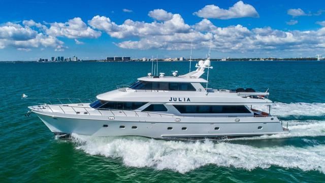 yachts for sale under 4 million