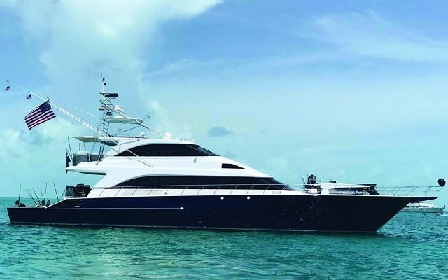 yachts for sale under 5 million