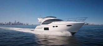 Princess Yachts F49