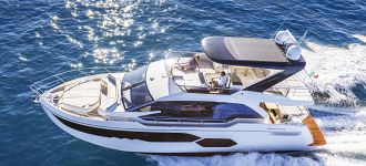 Absolute Yachts 58 Flybridge