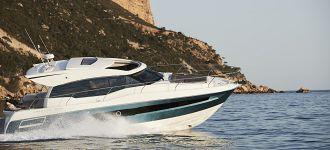 Flybridge Yachts 460S