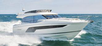 Flybridge Yachts 590