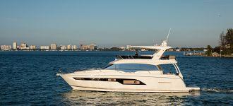 Flybridge Yachts 630