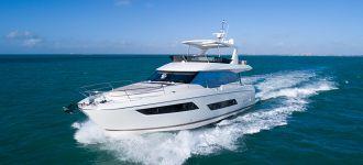 Flybridge Yachts 680