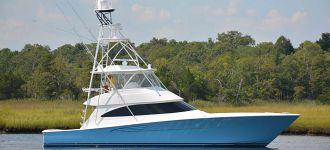 Viking Yachts 58 Convertible