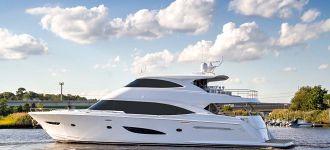 Viking Yachts 93 Motor Yacht