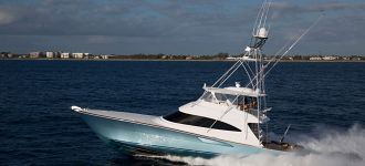 Viking Yachts 72 Convertible