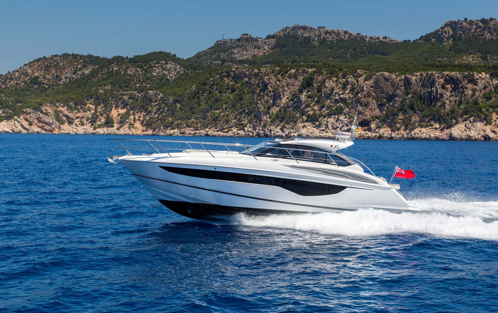 Princess Yachts V40