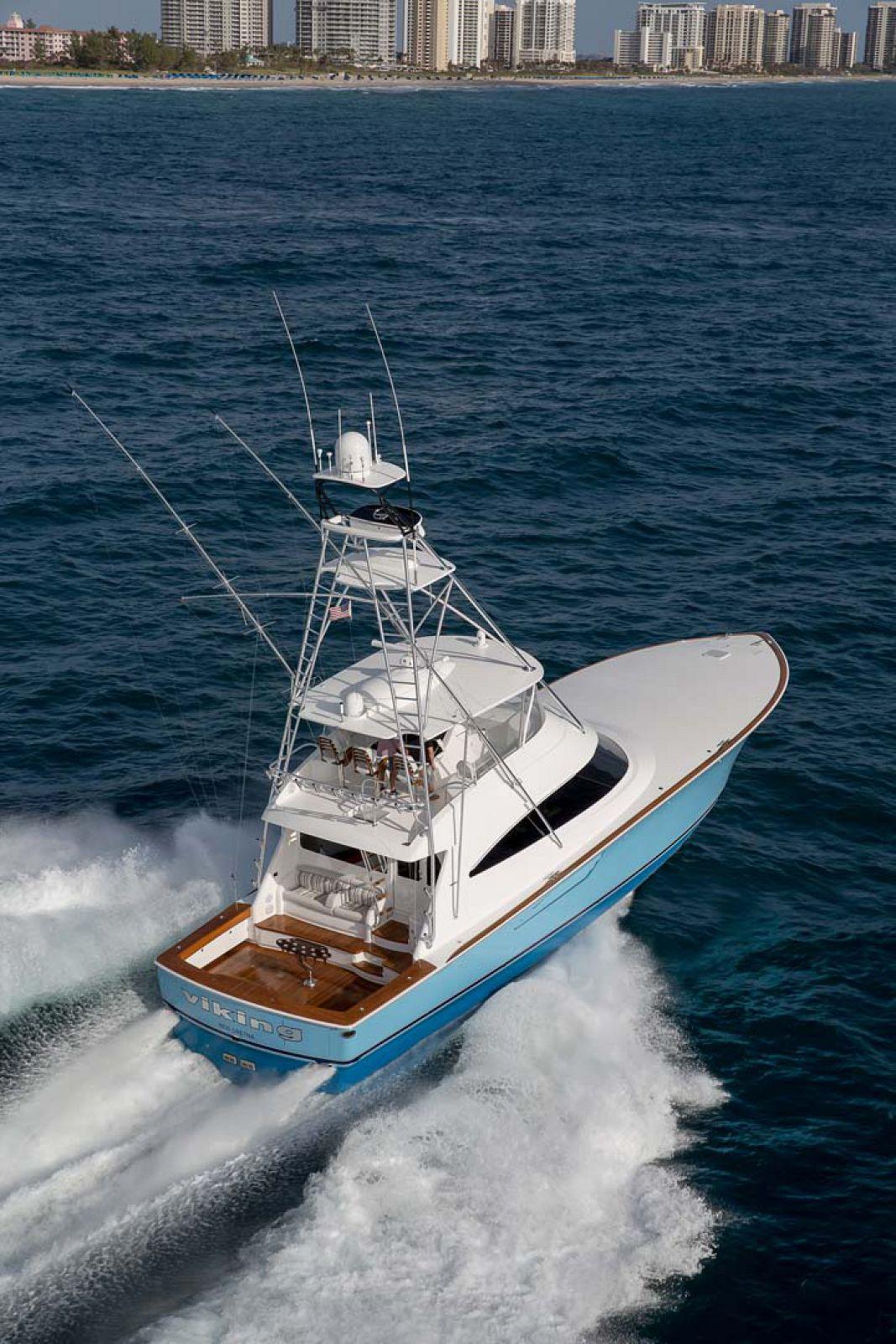 New Viking Yachts 68 Convertible - 68C | SI Yachts
