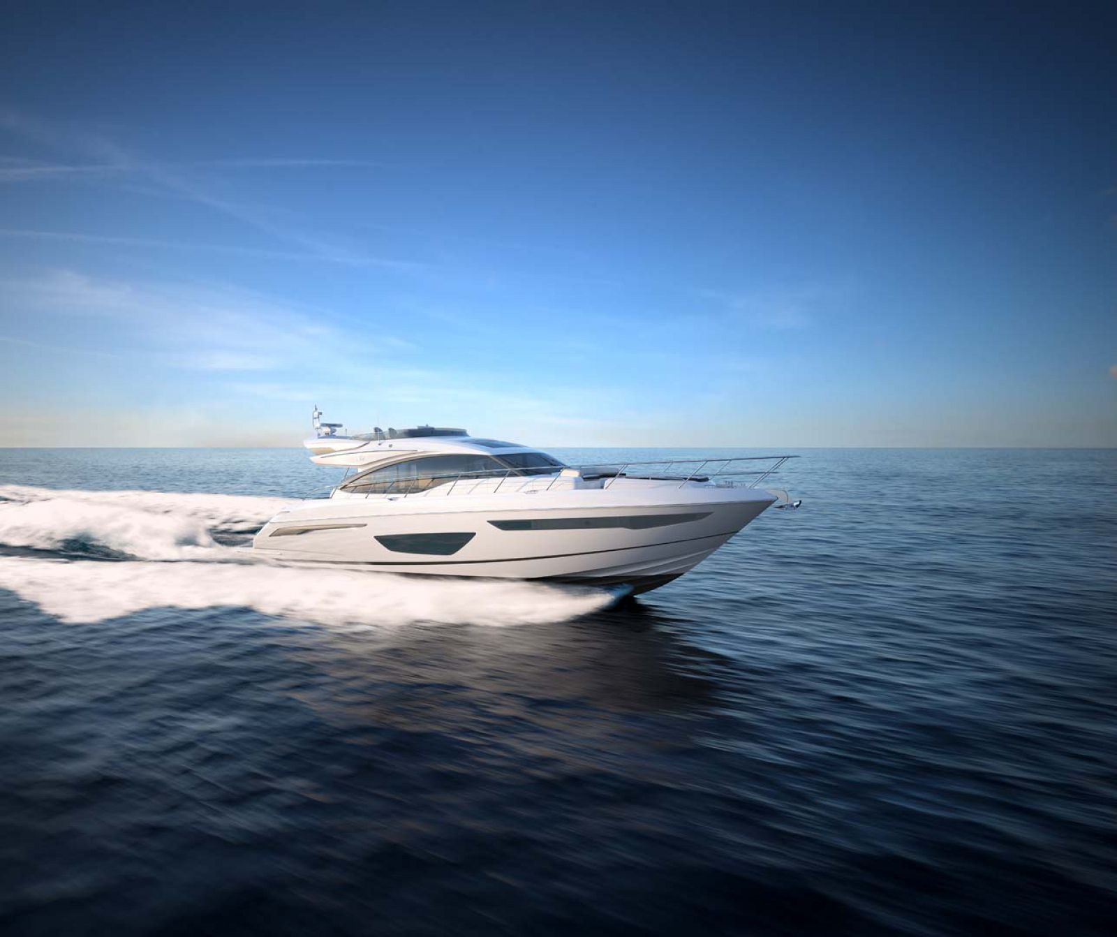 Princess Yachts S65 Profile Photo