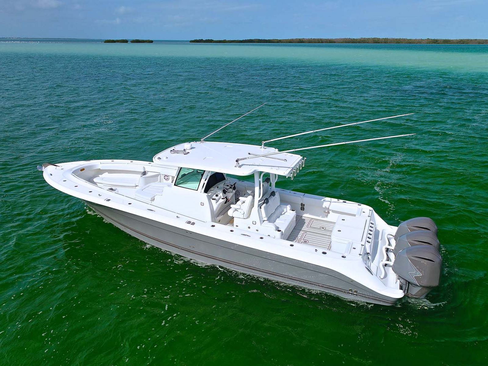 Hydra Sports Boats >> New HCB Yachts 39 Speciale - Hydra-Sports Center-Console ...
