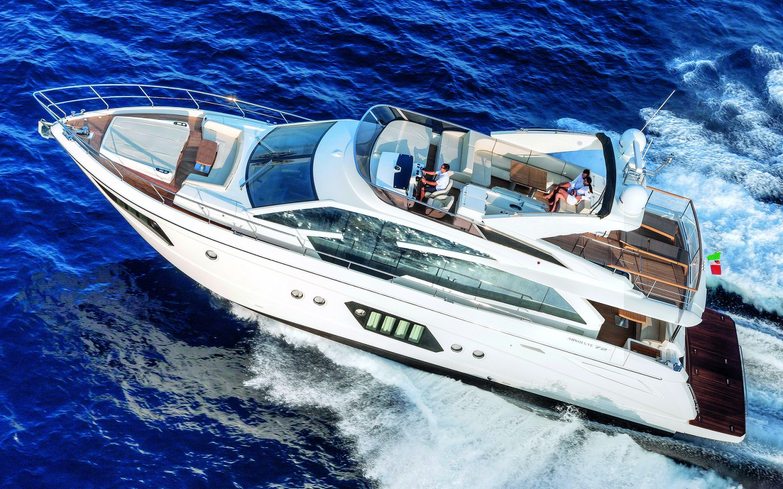Absolute Yachts 72 Flybridge Profile Image