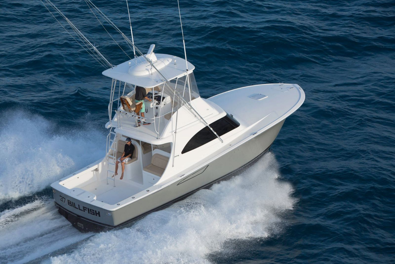 Viking Yachts 37 Billfish Profile Image