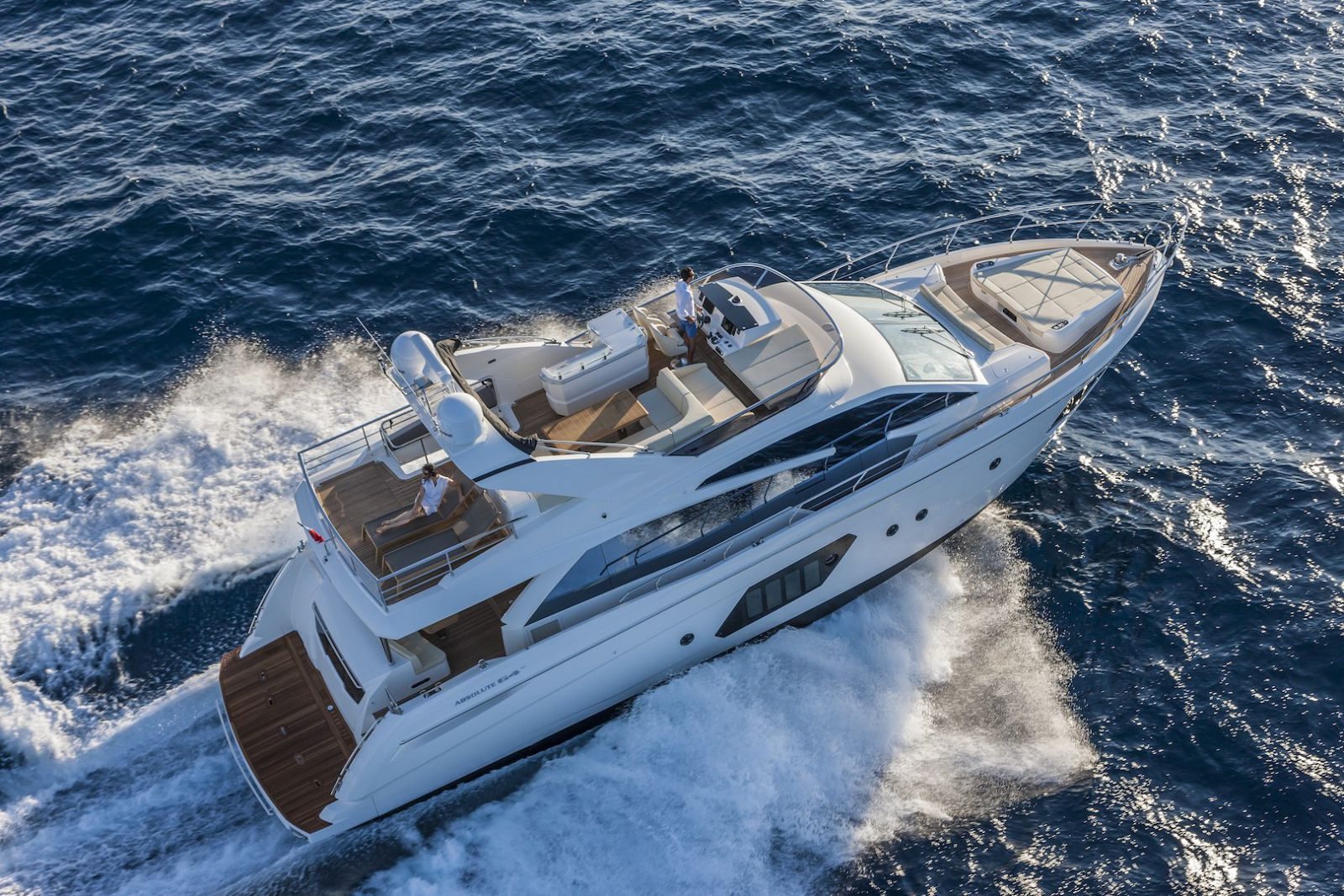 Absolute Yachts 64 Flybridge Main Image