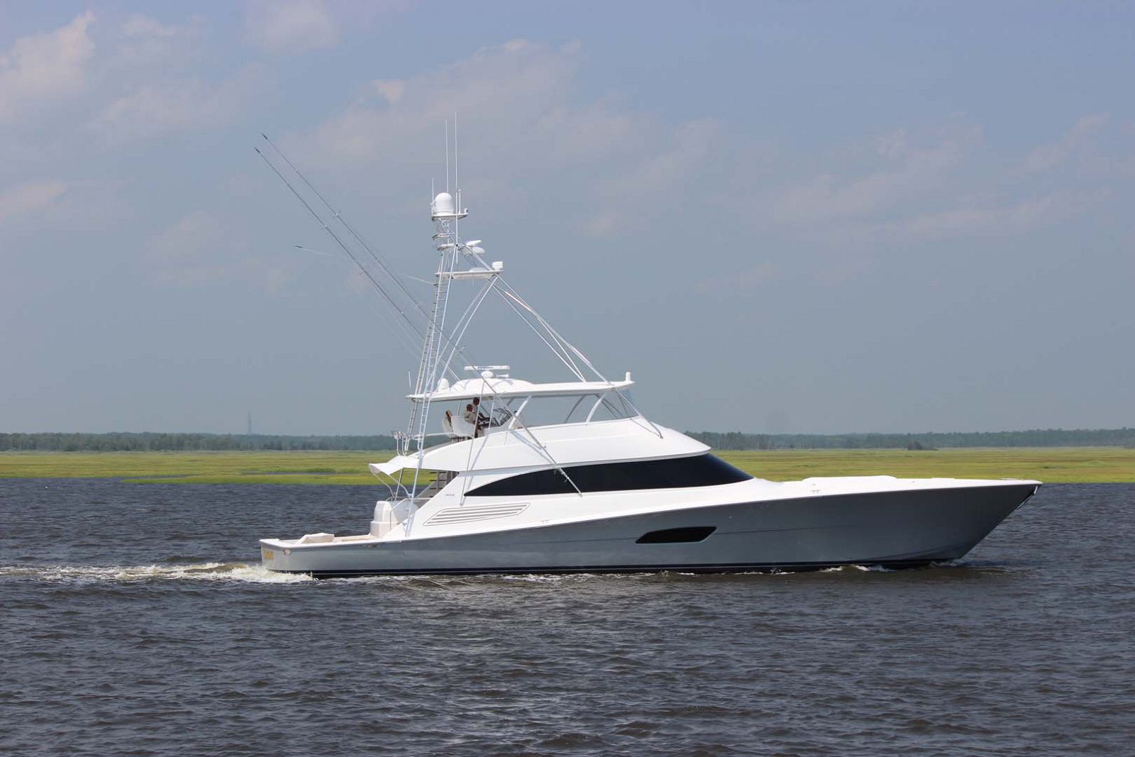 Viking Yachts 92 Convertible