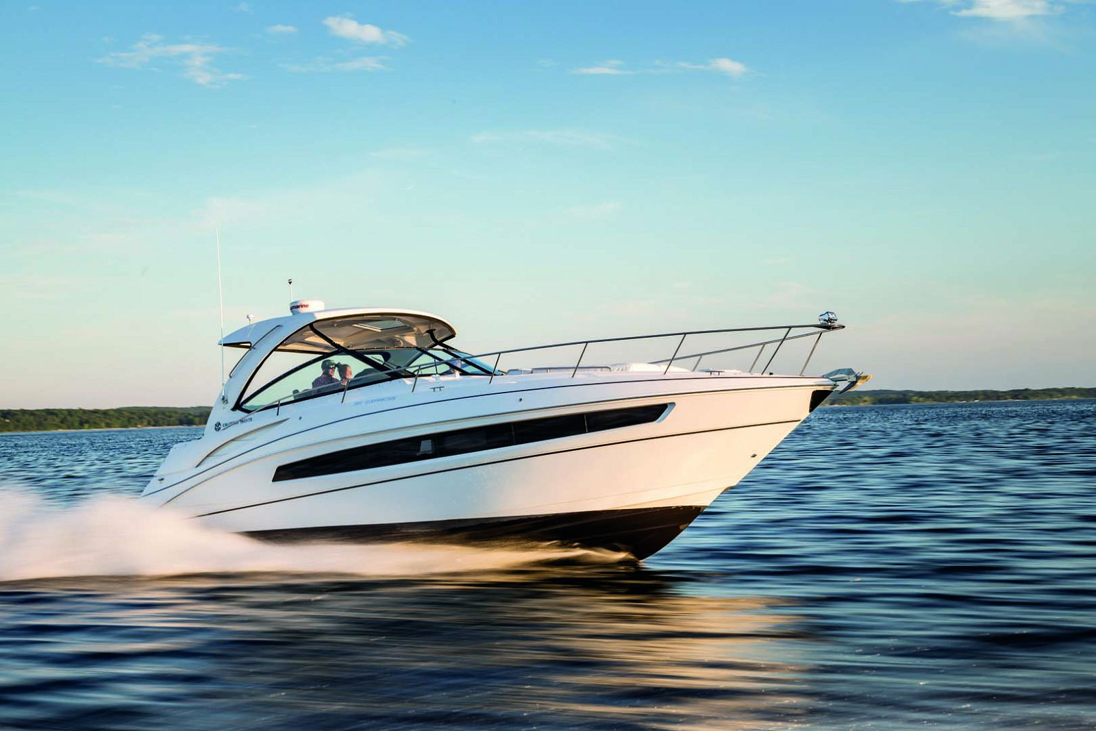 New & Used Cruisers Yachts For Sale | SI Yachts