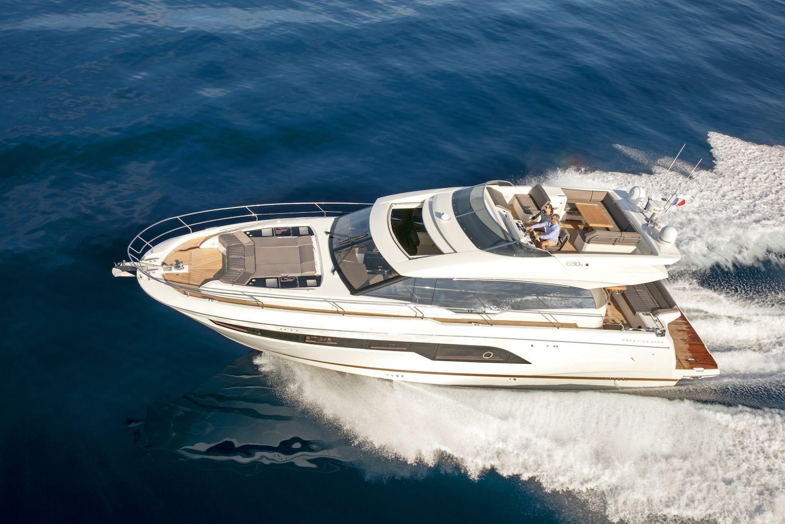 Prestige Yachts 630S Main Image