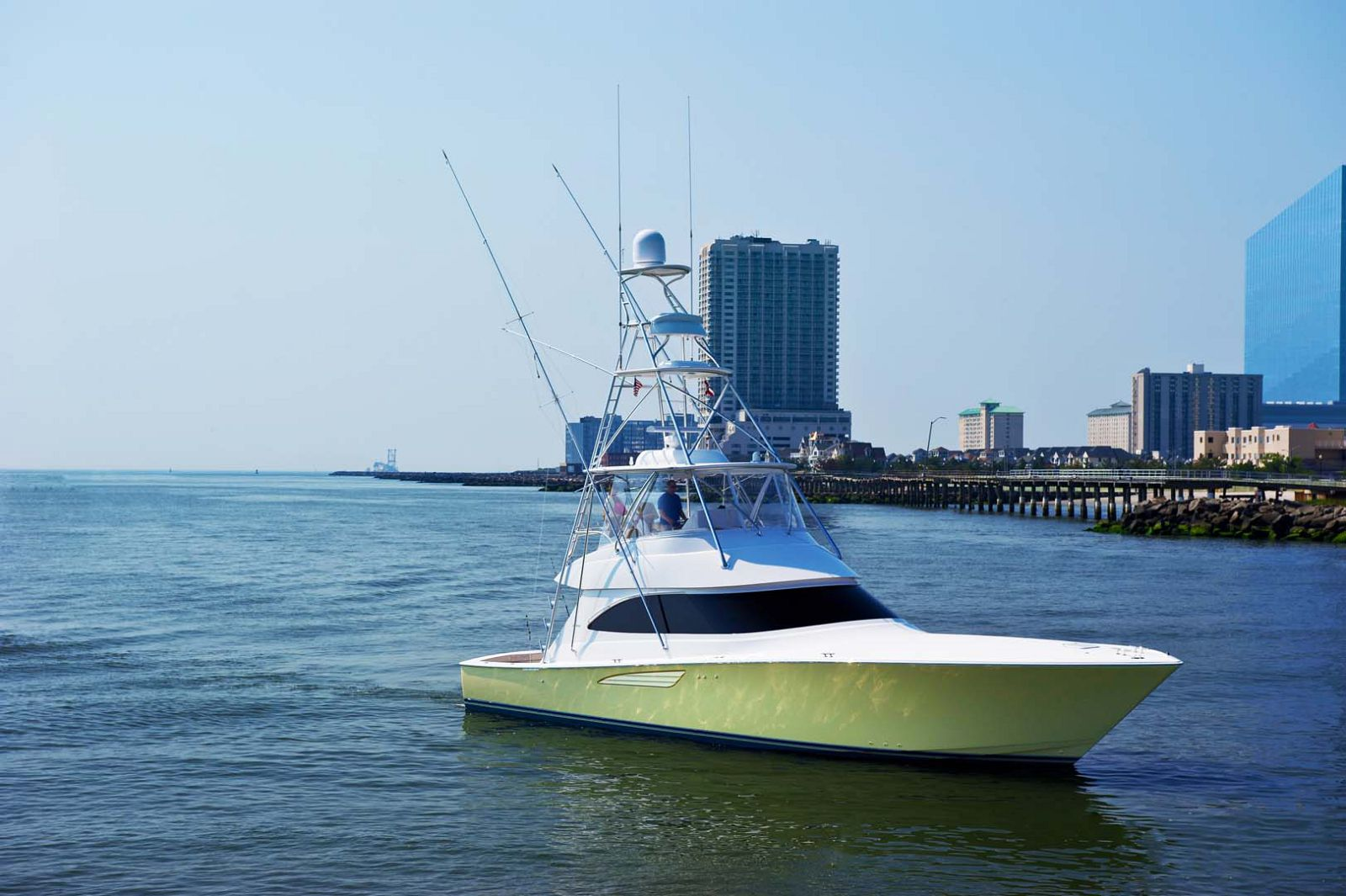 Viking Yachts 52 Convertible