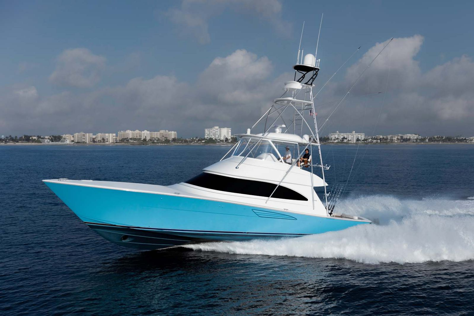Viking Yachts 58 Convertible Main