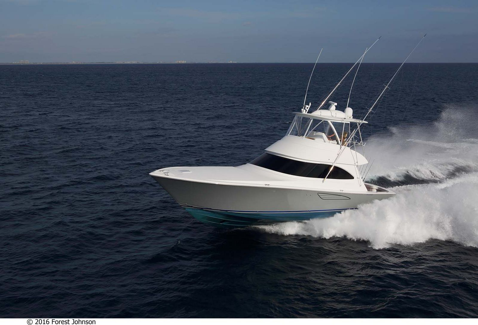 Viking Yachts 48 Convertible